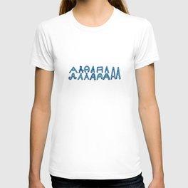 Blueish AAAAAAAAAAA T-shirt