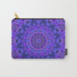 Mandala on my Mind Carry-All Pouch
