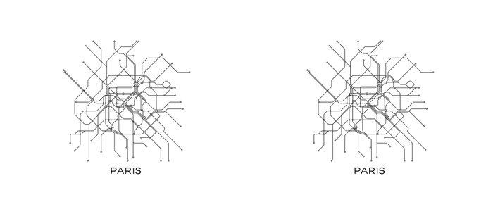 Subway Map Graphic Design.Paris Metro Map Subway Map Paris Metro Graphic Design Black And White Canvas Metropolian Art Coffee Mug