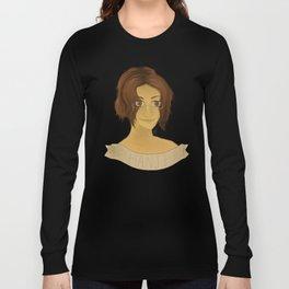 Hanji Zoe - Shingeki no Kyojin Long Sleeve T-shirt