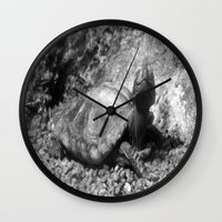 cheese Wall Clocks featuring Cheese! by Amy C Peters