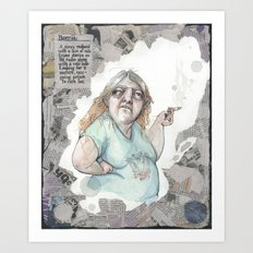birtha Art Print