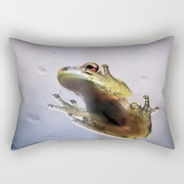 Feeling Froggy Rectangular Pillow