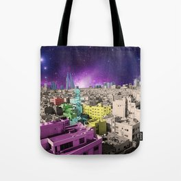 the old, the new, and the wierd Tote Bag