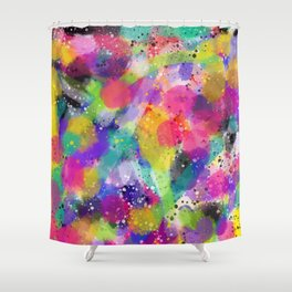 Chaos after chaos Shower Curtain