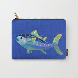 Atlantic Bluefin Tuna Carry-All Pouch