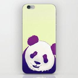 Smiling Panda iPhone Skin