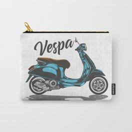 Vespa Scooter Carry-All Pouch