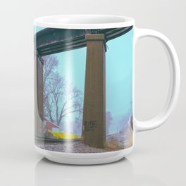 Crossing II: Vibrancy Coffee Mug