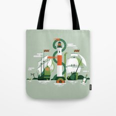 Sea of Adventure Tote Bag