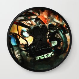 MG ONE Wall Clock