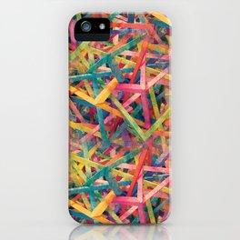 Hallucinatory Terrain iPhone Case