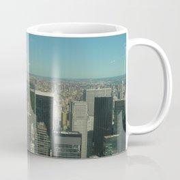 Central Park Aerial View Coffee Mug