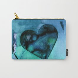 Heart Dreams 2I by Kathy Morton Stanion Carry-All Pouch