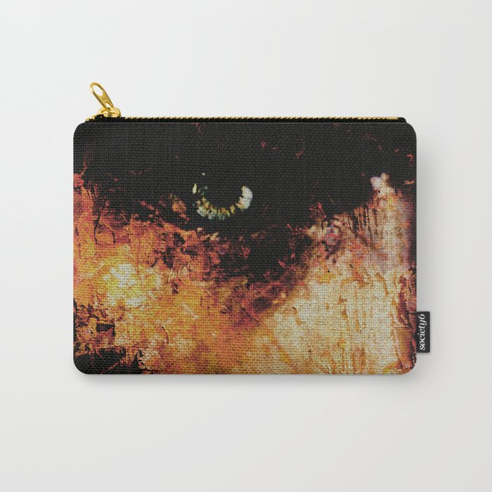 Black Wall Carry-All Pouch