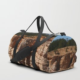 Mind Blowing Bryce Canyon View Duffle Bag
