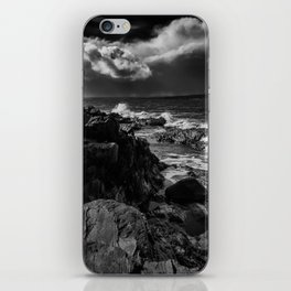 Storms Coming iPhone Skin