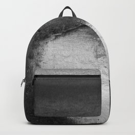 lake and rivulet Backpack