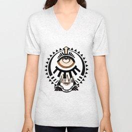 Wakeful Eye  Unisex V-Neck