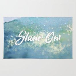 Shine On! Rug