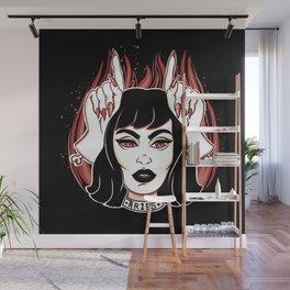 Aries babe Wall Mural