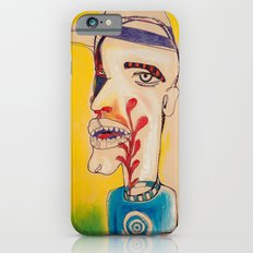 Ronald Harrington / Acrylic and Ink on paper Slim Case iPhone 6s