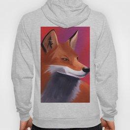 Fox Painting Hoody