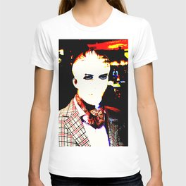 Lugosi Hits Town T-shirt