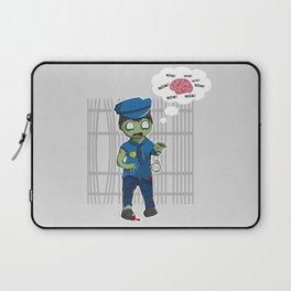 Zombie Police Laptop Sleeve