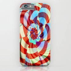 Red White and Blue iPhone 6s Slim Case