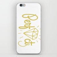diamond iPhone & iPod Skins featuring Diamond by haroulita