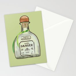 Danger Patron Stationery Cards