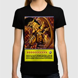 The Winged Dragon of Ra T-shirt
