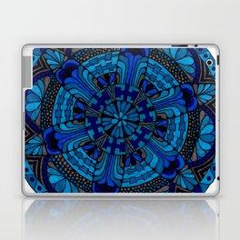 Mandala Ocean Laptop & iPad Skin