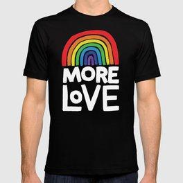 more love T-shirt