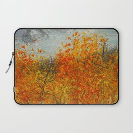 Aspens in the San Juans by Ainé Daveéd Laptop Sleeve