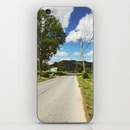 Road Walk •Appalachian Trail iPhone Skin