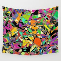 heels Wall Tapestries featuring Kick Up Yer Heels by Glanoramay