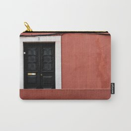Door No 3 Carry-All Pouch