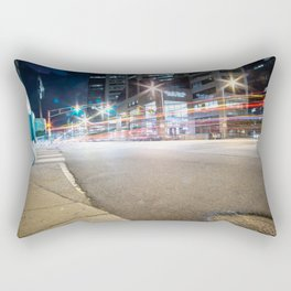 Indianapolis Crossroads Rectangular Pillow
