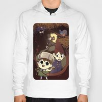 over the garden wall Hoodies featuring over the garden wall by Tae V
