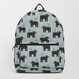 The Bear, the Trees and the Moon Backpack
