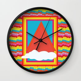 Only In My Dreams Wall Clock
