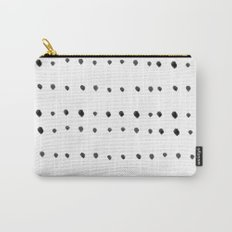 Modern boho dot Carry-All Pouch