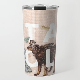 Stay Gold Travel Mug