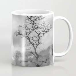 Mist in mountains Coffee Mug