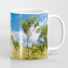 Savannah landscape Coffee Mug