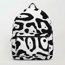 Jaguar seamless pattern Backpack