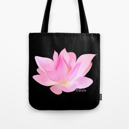 Simply lotus  Tote Bag