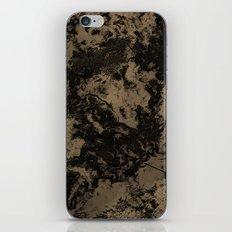 Galaxy in Taupe iPhone & iPod Skin